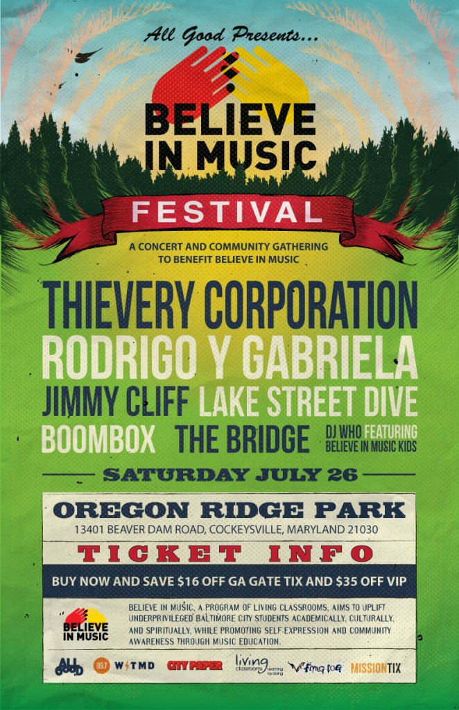 Believe In Music Festival